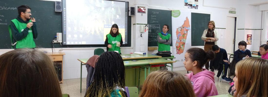 Un vínculo de amistad entre José Loustau y Madagascar