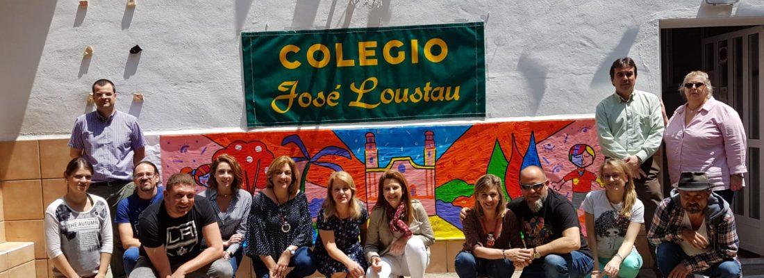 Proyecto de Plástica Colegio José Loustau 2018