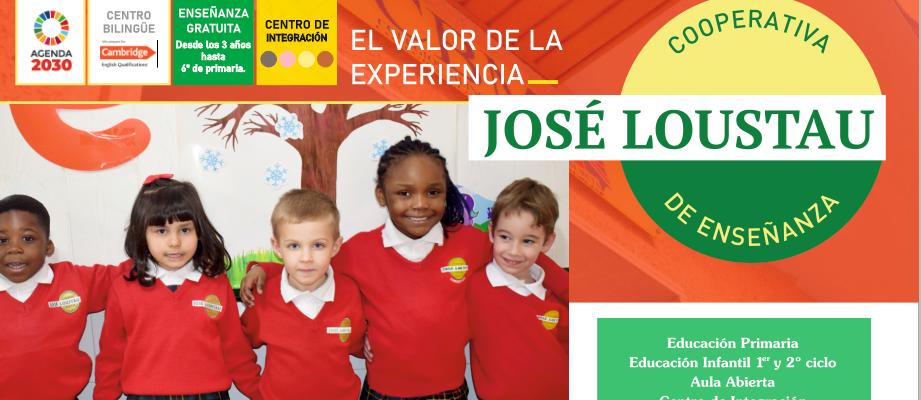"""Colegio José Loustau """"El valor de la experiencia"""""""