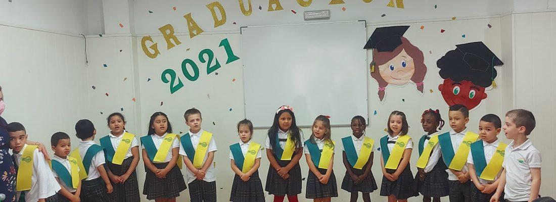 Graduaciones  2021 Infantil y 6º Primaria.