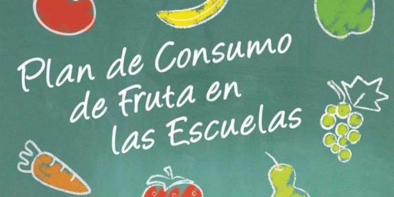 Programa de Consumo de Frutas y Hortalizas en Escuelas de la Región de Murcia.